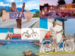Met Cortina naar Ibiza